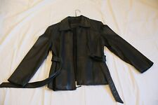 Winlit Women's Leather Jacket - Real Leather - Large