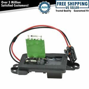A/C Heater Blower Motor Resistor NEW for Buick Chevy GMC Isuzu Olds w/ Manual AC