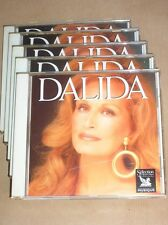 5 CD DALIDA / SELECTION READER'S DIGEST / TRES RARE / TRES BON ETAT