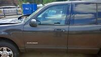 2002 2003 2004 2005 Front Door FORD EXPLORER LH Left Driver Side OEM