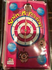 Kagan Spin-n-Review Spinners - set of 8 - New - Free Shipping