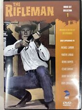 The Rifleman Boxed Set Collection 1 DVD 20 Episode Four Disc Boxed Set