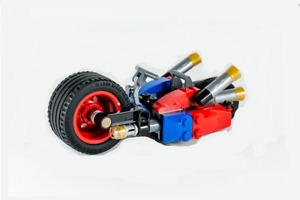 Lego Harley Quinn's bike ONLY from LEGO Batman: Gotham City Cycle Chase - 76053