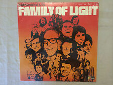 RALPH CARMICHAEL & THE FAMILY OF LIGHT BRAND NEW SEALED 1976 PRESS VINYL LP