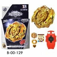 Baybladed Burst B-00-129 Metal With Launcher And Box Boys Toy Fighting Gyro Gift