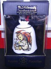 Porcelain Hummel Bell