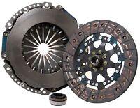 Peugeot 207 307 308 407 SW 1.6 HDi 110 Sachs Flywheel 3 Pc Clutch Kit 04 ->