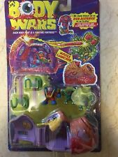 Toymax Body Wars Digo Destroyer Mint On Card See Photos. Clean Bright Mighty Max