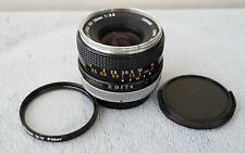 Canon 28mm F3.5 FD mount Metal body Wide Angle Lens - Tested/Guaranteed!