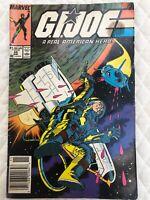 GI Joe #65 November 1987 Marvel Comics A Real American Hero