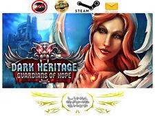 Dark Heritage: Guardians of Hope PC & Mac Digital STEAM KEY - Region Free