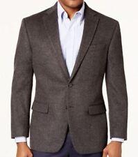 Lauren Ralph Lauren Blazer Size 38S Men Cashmere Wool Silk Suit Jacket Gray