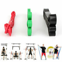 HOT Resistance Loop Bands Exercise Yoga Bands Rubber Fitness Training Strength