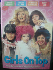 Girls on Top - Collection Set (DVD, 2003)  2 DVD Set WORLD SHIP AVAIL