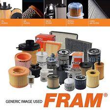 1x Fram Luft Filter- luft-hd rund (METALLENDE) - ca4333