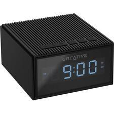 Creative Chrono Bluetooth Wireless Speaker and Alarm Clock - Black (IL/RT6-14...