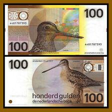 Netherlands 10 Gulden, 1977 P-97a Unc
