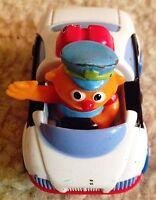 1997 Tyco Preschool Toys Sesame Street Ernie Toy Matchbox Car Jim Henson 80205
