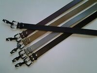 MEN / WOMEN'S  CASUAL BELTS  WITH REMOVABLE BUCKLE - Many Colors available