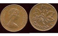 CANADA 1 cent  1979   ( bis )