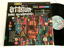 ART TATUM Piano Discoveries Vol 2  20th Fox 3033 stereo dg LP
