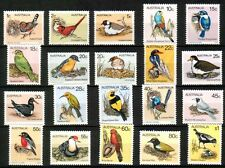AUSTRALIA 1979 Birds set MUH