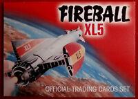 FIREBALL XL5 - Base Card #01 - Header Card - Gerry Anderson Collection 2017