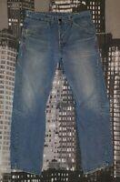 LEVI'S® Damen Jeans W34 L32 hosengröße: 44 Modell 505, Authentisch
