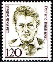 1338 postfrisch BRD Bund Deutschland Briefmarke Jahrgang 1987