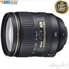 Nikon standard zoom lens AF-S NIKKOR 24-120mm f/4G ED VR full size compatible