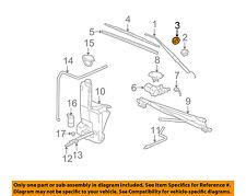 GM OEM Wiper Washer-Windshield-Wiper Arm Cap 22699534