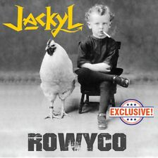 Jackyl  ROWYCO cd exclusive with two bonus Live tracks from Sturgis 75
