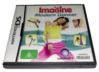 Modern Dancer Imagine Nintendo DS 2DS 3DS Game *Complete*
