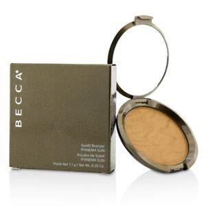 NEW Becca Sunlit Bronzer (# Ipanema Sun) 7.1g/0.25oz Womens Makeup