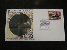 Las vías de navegación interior Bicentenario de Crinan Canal