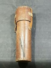 Antique Telescope Carrier Short Type Unmarked