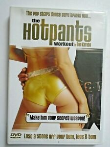 The Hotpants Workout - DVD - with Dan Karaty (Keep Fit Lose Weight)