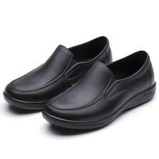 Nuevos Zapatos Seguridad para Cocina Cocinero Chef a prueba de agua a prueba de aceite Zapatos Moda Caliente