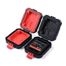 LYNCA ABS Wateproof SD CF XD MicroSD TF Memory Card Storage Case Carrying Box