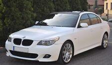 BMW Serie 5 E60 E61 Paraurti Anteriore Tuning M 5 look vetroresina maxton design