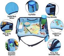 Kids Travel Tray Premium Quality Toddler Carseat Travel Tray Toddler Lap Tray