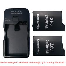 Reemplazo De La Batería/Cargador De Pared Para Sony PSP 2000/2001/2003/2004 Slim