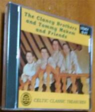 The Clancy Brothers and Tommy Makem and Friends - New CD Album with 22 Tracks