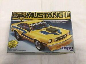 MPC Ford Mustang II Pro Street Model Car Kit