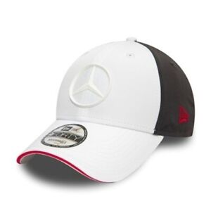 Mercedes-Benz E Sport White New Era 9FORTY Cap | New w/Tags | Top Quality Item