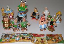 """Komplett Satz """"Asterix und Obelix bei den Römern"""" mit Beipackzettel"""