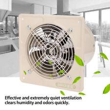 6 inch Exhaust Fan Ventilating Wall Mounted Kitchen Bathroom Garage Ceiling Fan