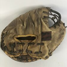 Rare Vintage Rawlings St.Louis Baseball Catchers Mitt Glove Left Handed