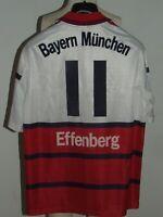 Fußballtrikot Trikot Camiseta FC Bayern Monaco Munchen Effenberg 11 Größe M