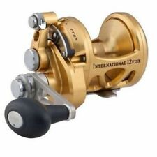 Penn INT12VISX VI Extreme Gold 5.1/1.8 2-Speed Baitcasting Fishing Reel